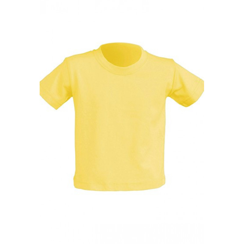 Tričko pre novorodenca žlté