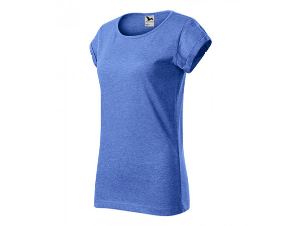 Dámske Tričko Fusion modrá