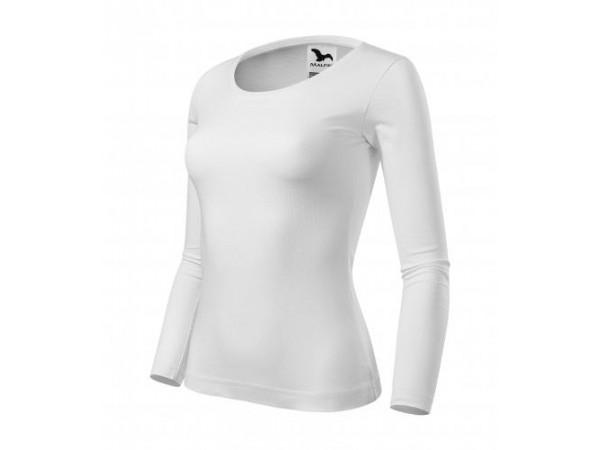 Dámske Tričko Fit-T LS biela