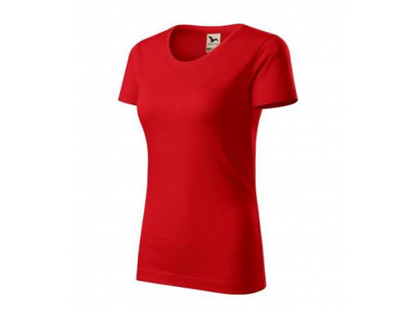 Dámske Tričko Native červená