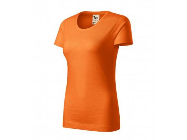 Dámske Tričko Native oranžová
