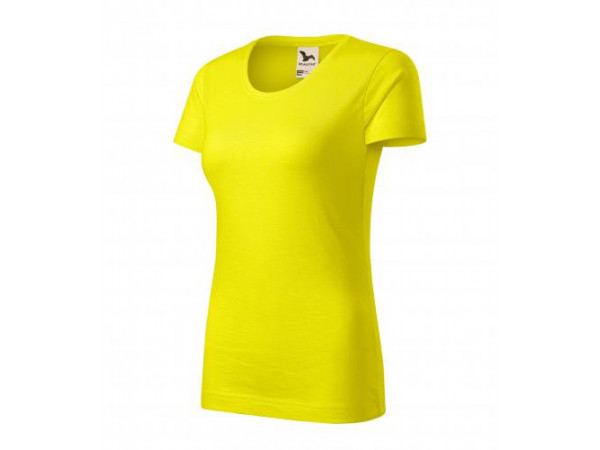 Dámske Tričko Native žltá