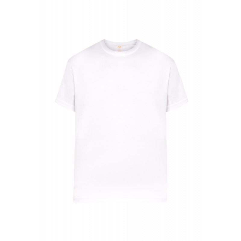Unisex športové tričko biele