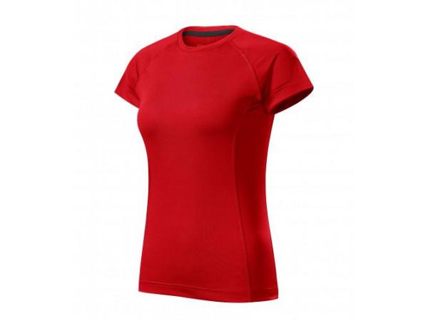Dámske Tričko Destiny červená