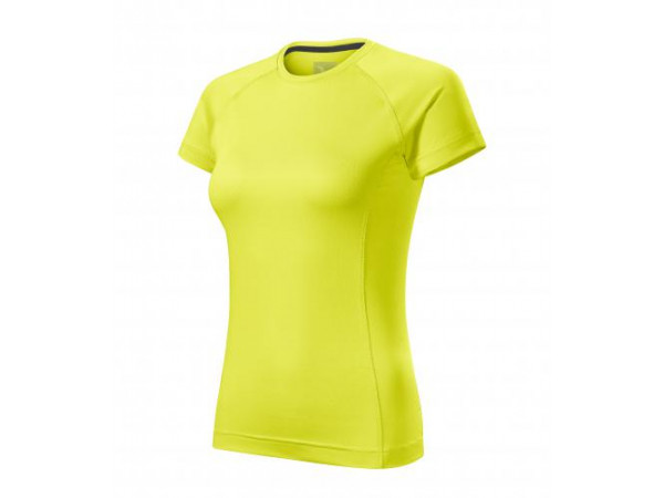 Dámske Tričko Destiny žltá