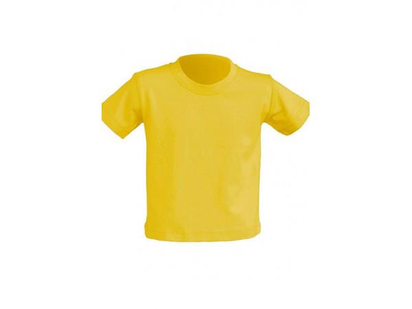 Tričko pre novorodenca zlaté
