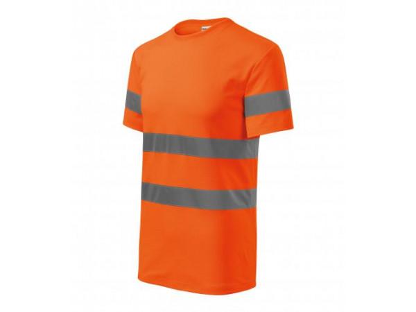 Unisex Tričko HV PROTECT oranžová