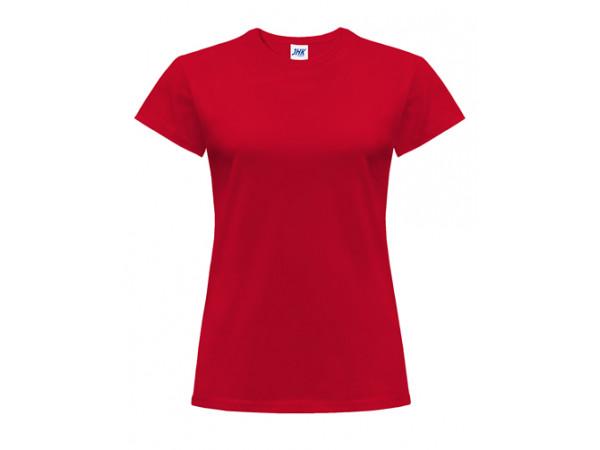 Prémiové dámske tričko červené