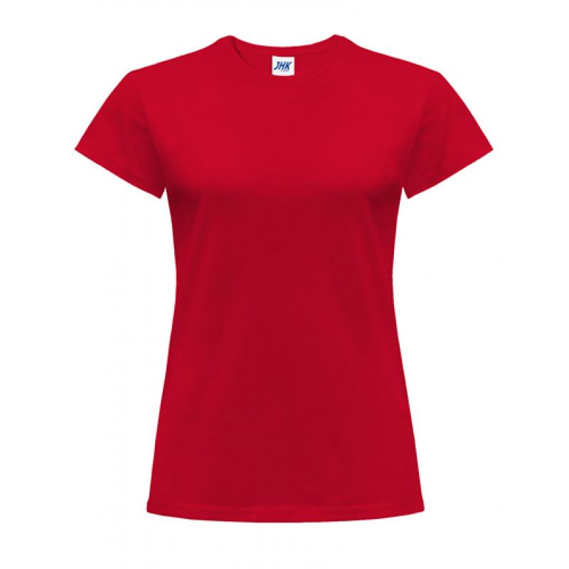 Dámske tričko červené
