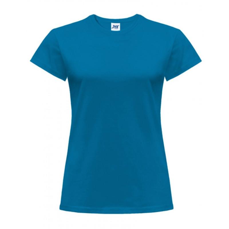 Dámske tričko modré aqua