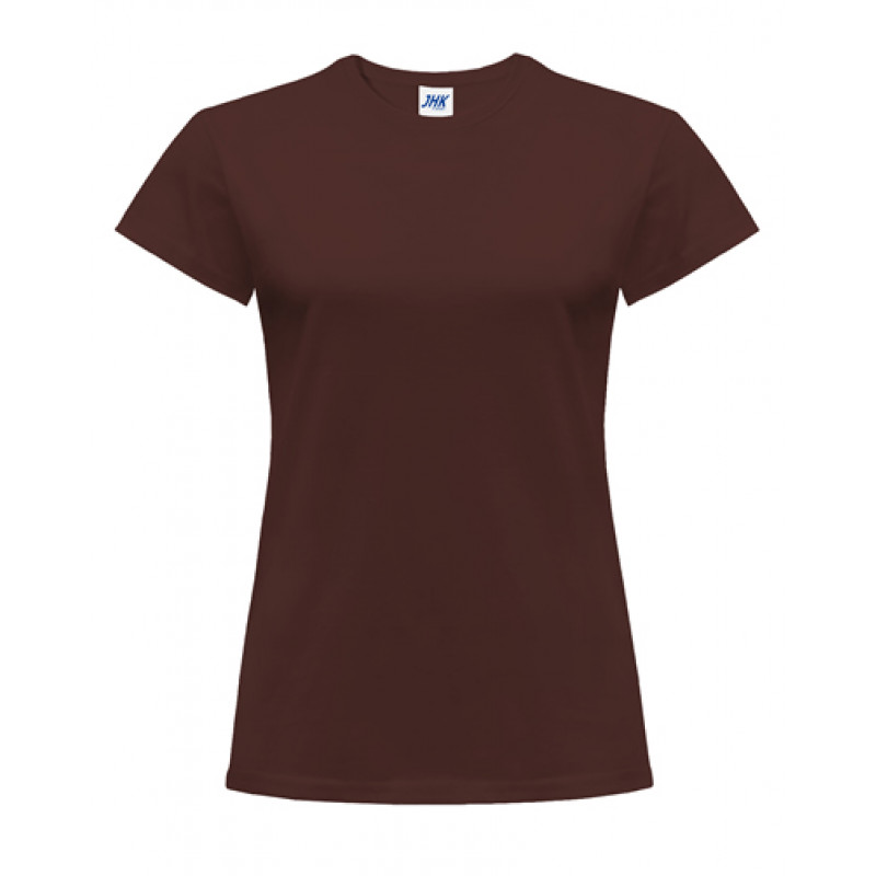 Dámske tričko čokoládové