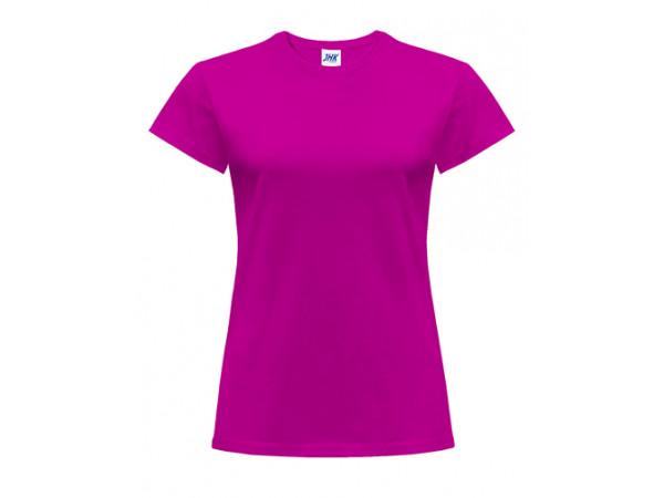 Prémiové dámske tričko fuksiové