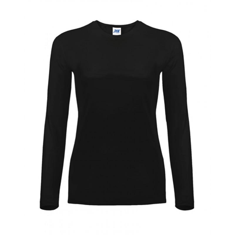 Dámske tričko čierne CMF