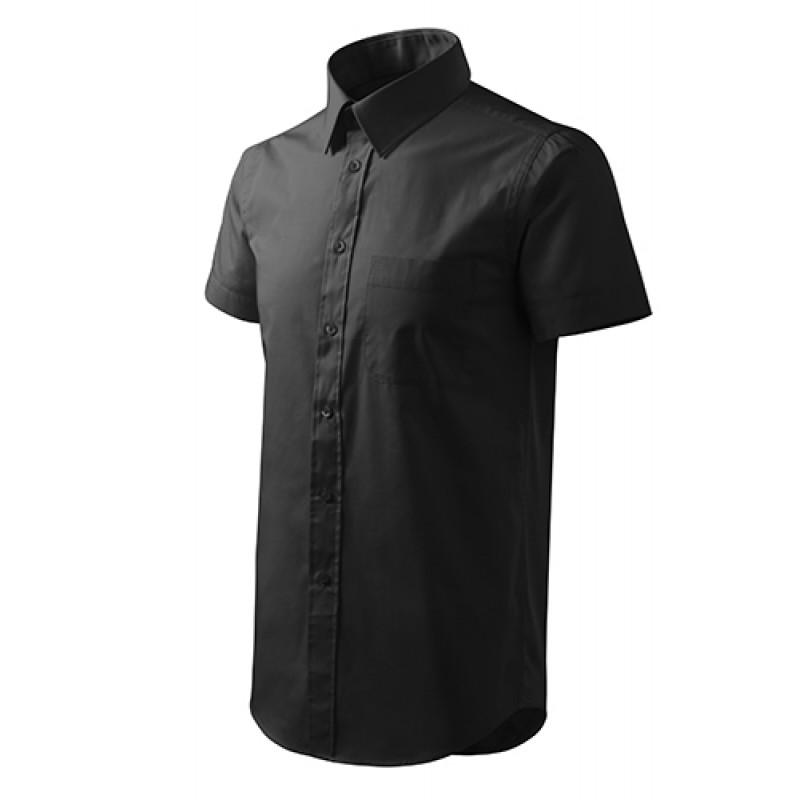 Pánska Košeľa Chic čierna