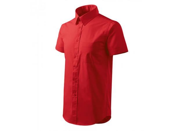 Pánska Košeľa Chic červená