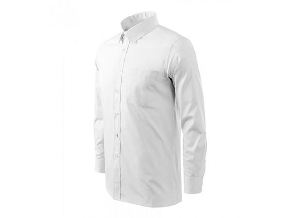 Pánska Košeľa Style LS biela