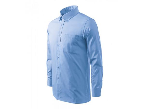Pánska Košeľa Style LS svetlomodrá