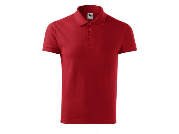 Pánska Polokošeľa Cotton červená
