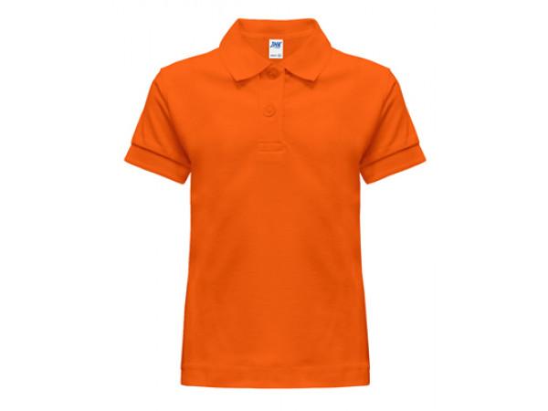 Detské polo oranžová
