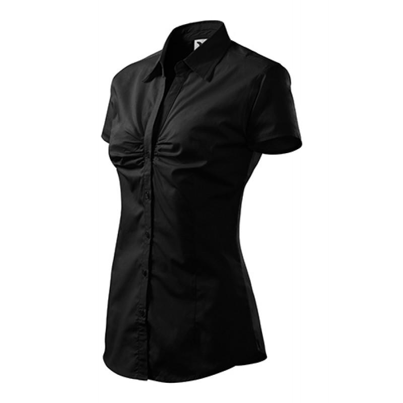 Dámska Košeľa Chic čierna