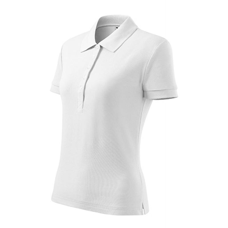 Dámska Košeľa Cotton Heavy biela