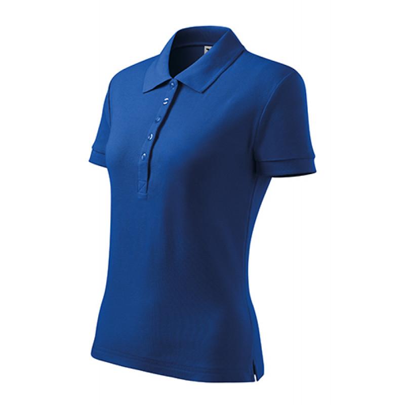 Dámska Košeľa Cotton Heavy kráľovská modrá