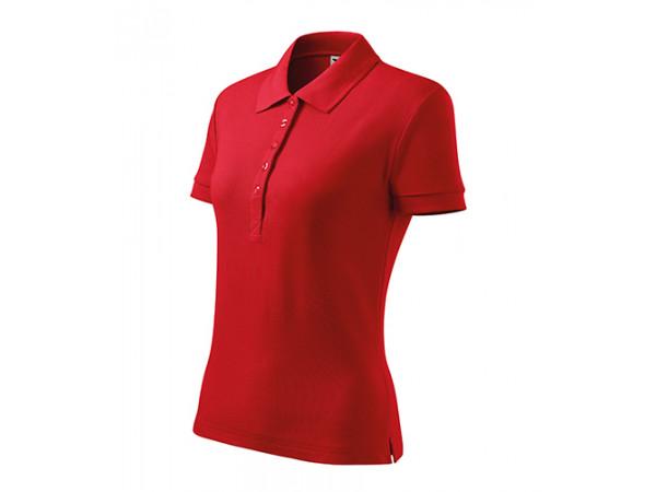 Dámska Košeľa Cotton Heavy červená