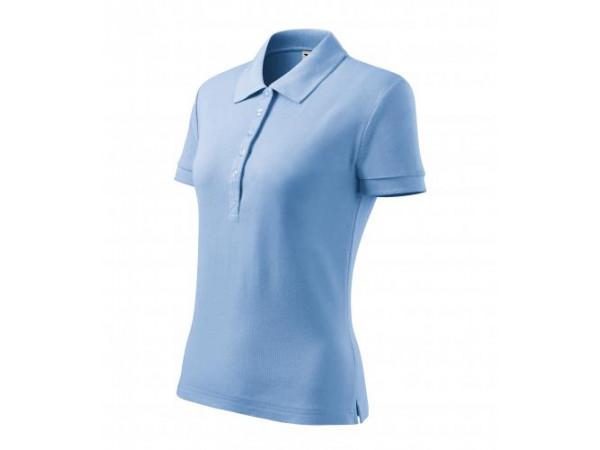 Dámska Košeľa Cotton Heavy nebeská modrá