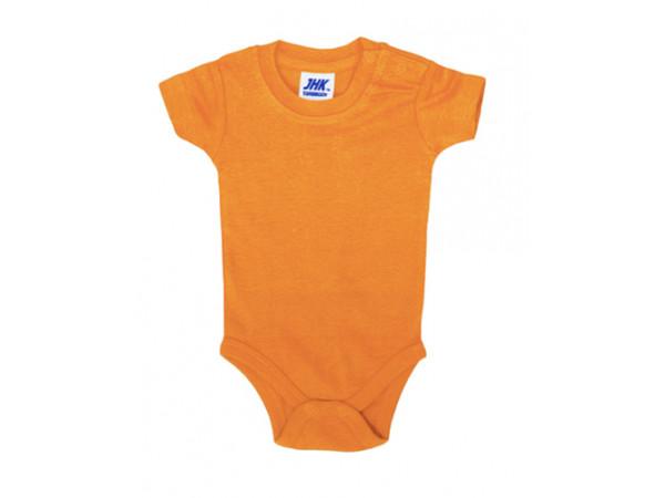 Body s krátkym rukávom oranžové