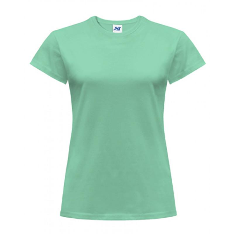 Dámske tričko mentolovo zelené
