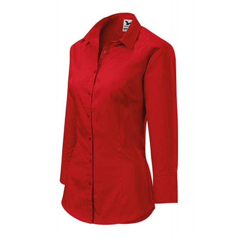 Dámska Košeľa Style červená