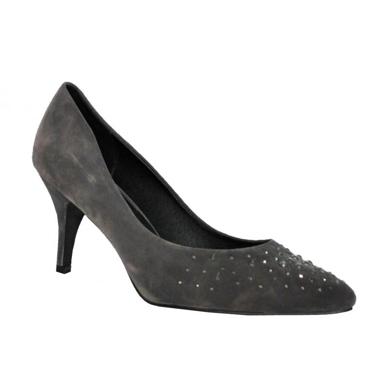 Dámska obuv s kamienkami