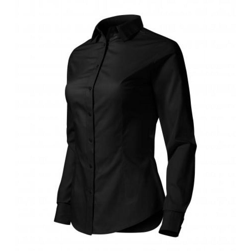 Dámska Košeľa Style LS čierna