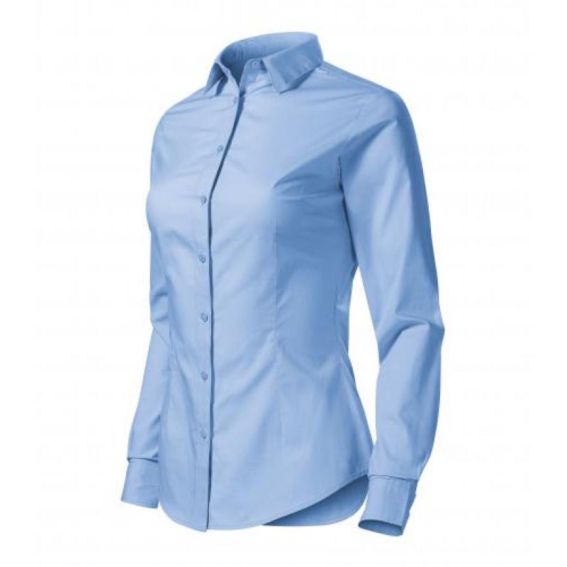 Dámska Košeľa Style LS svetlomodrá