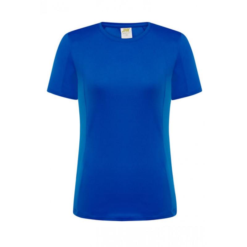 Dámske športové tričko kráľovská modrá