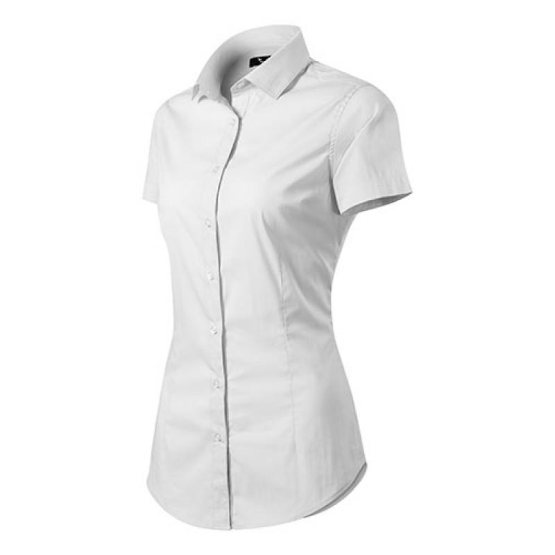 Dámska Košeľa Flash biela