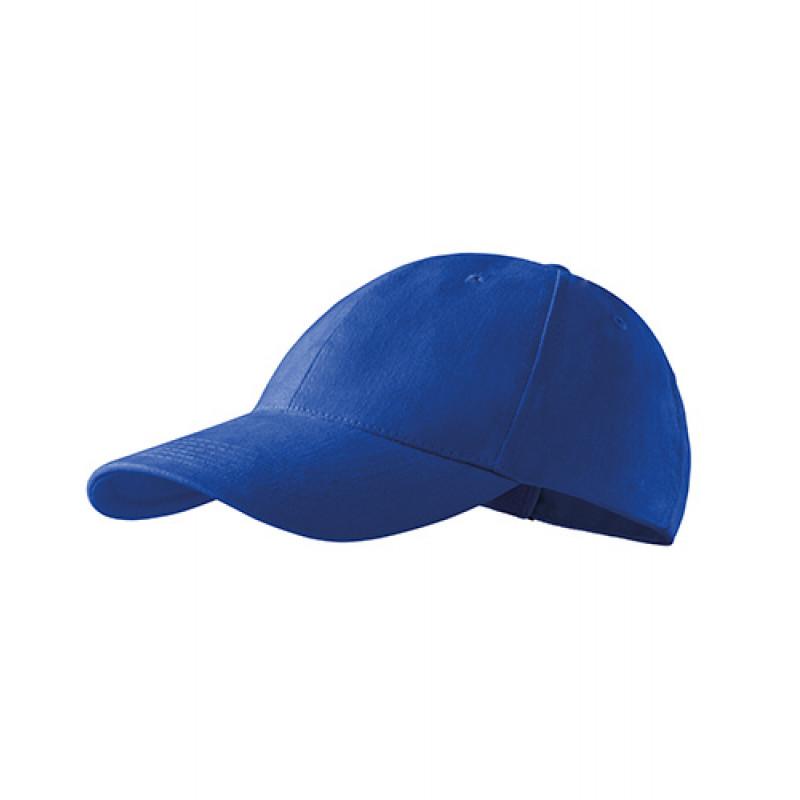 Unisex Čiapka 6P kráľovská modrá