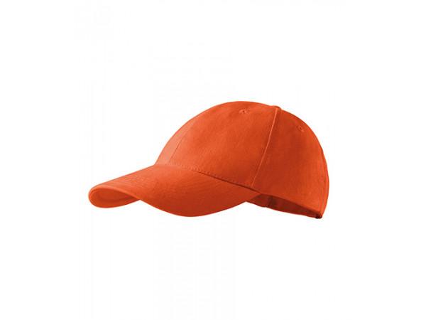 Unisex Čiapka 6P oranžová