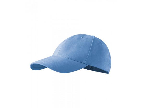 Unisex Čiapka 6P nebeská modrá