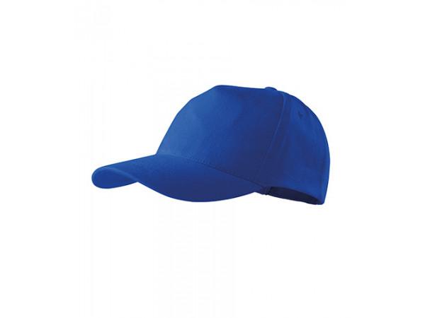 Unisex Čiapka 5P kráľovská modrá