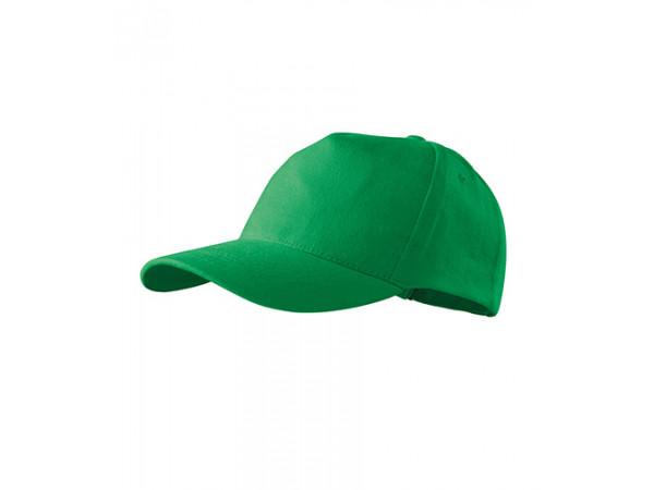 Unisex Čiapka 5P trávovo zelená