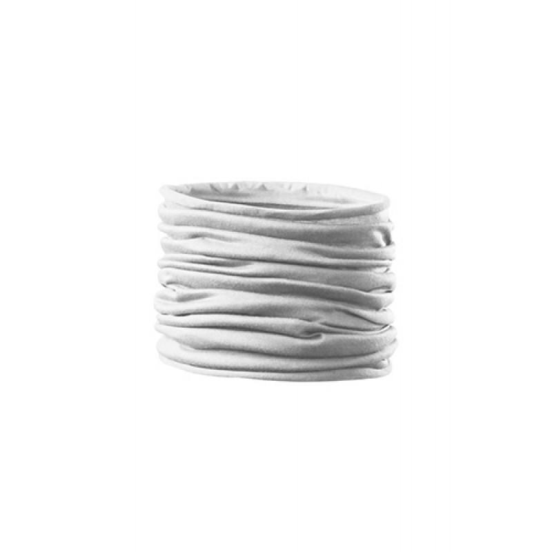Unisex Šatka Twister biela
