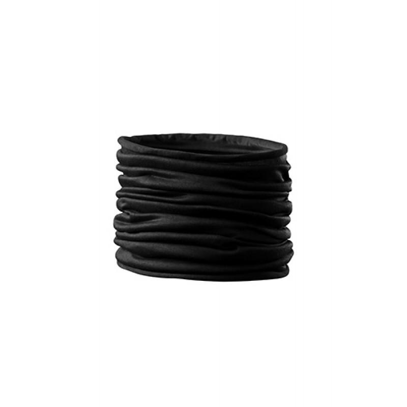 Unisex Šatka Twister čierna