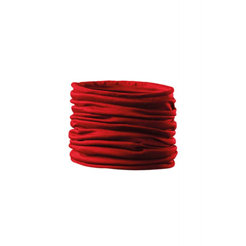 Unisex Šatka Twister červená