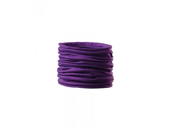 Unisex Šatka Twister fialová