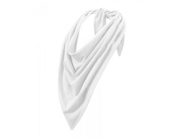 Unisex Šatka Fancy biela