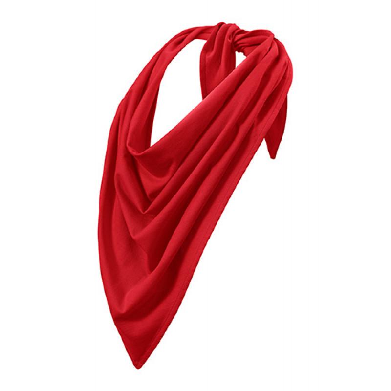 Unisex Šatka Fancy červená
