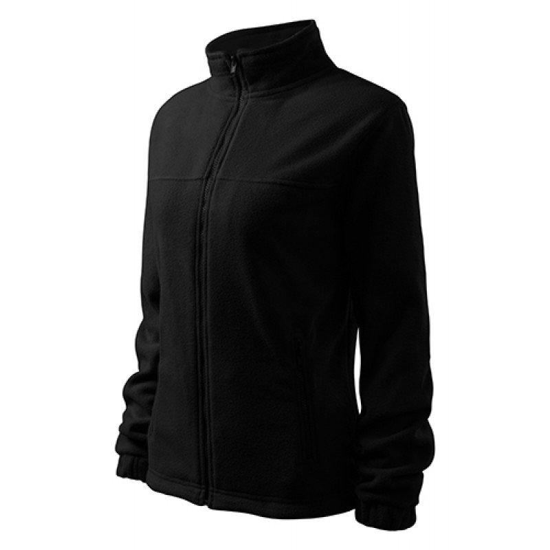 Dámska Fleece Mikina 1 čierna