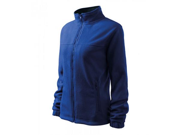 Dámska Fleece Mikina 1 kráľovská modrá