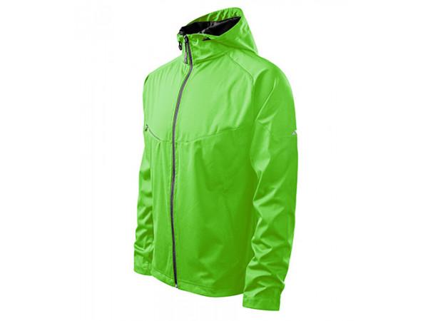 Pánska Softshellová bunda Cool  zelená